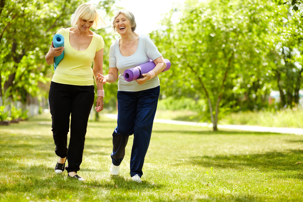 Benefits of exercise for Osteoarthritis