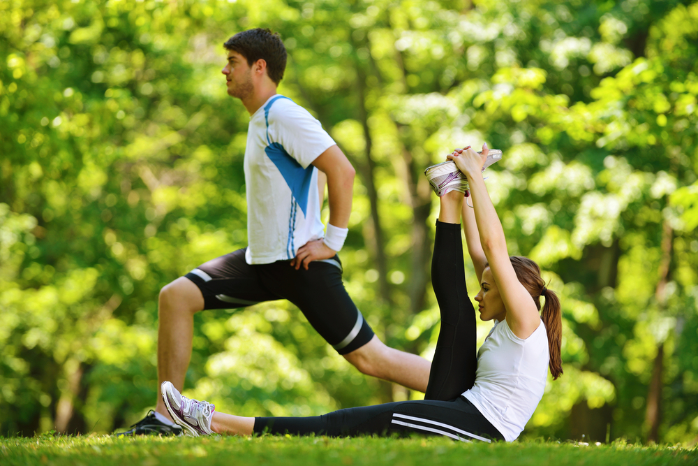 Sports Surgery Clinic Importance of a good warm up for runners