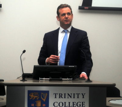 Professor Cathal Moran, Consultant Orthopaedic Surgeon, Sports Surgery Clinic, Santry.