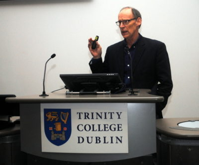 Professor Peter Fricker, University of Canberra , Australia.