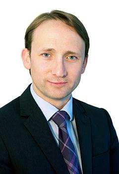 Colin Riordan SSC