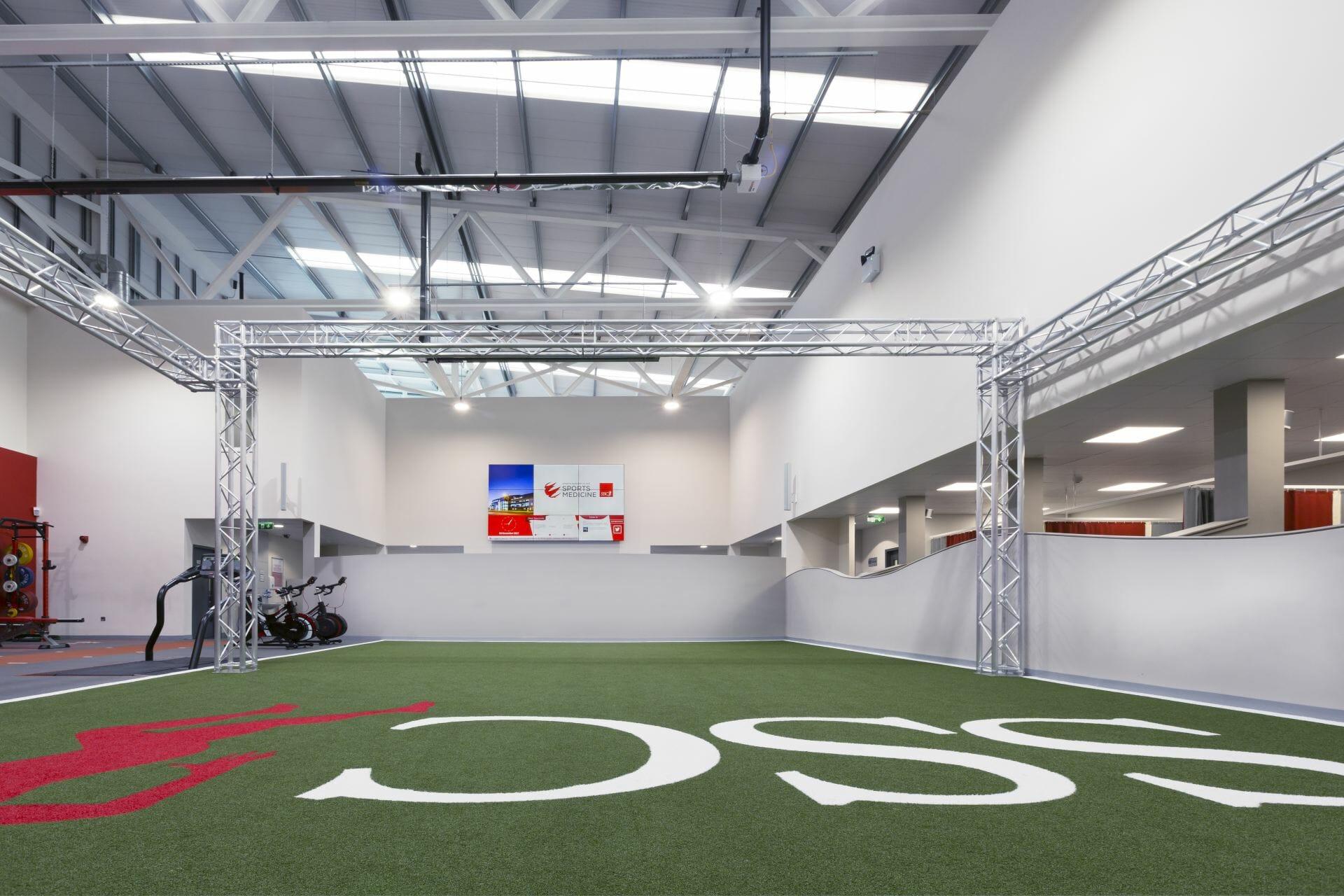 Residential Elite Athlete rehabilitation
