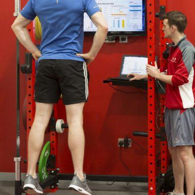 Fitness testing in Dublin