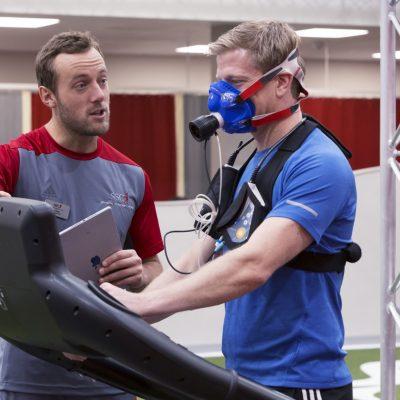 Fitness testing santry