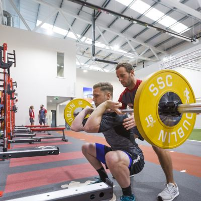 Fitness Coaching at SSC