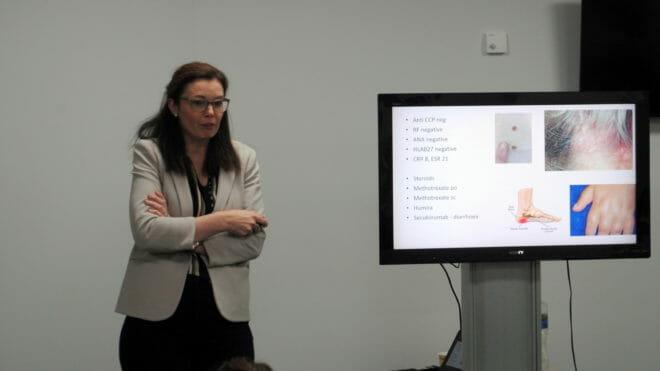 Dr Catherine Sullivan Consultant Rheumatologist SSC