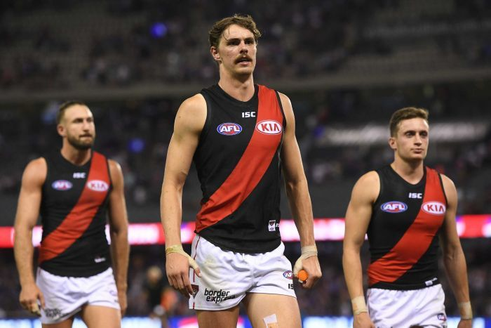 AFL's Joe Daniher at Sports Surgery Clinic