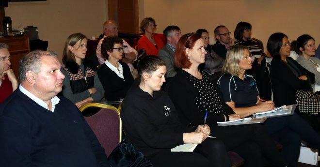 Sports Surgery Clinic's Educational Meeting in Gorey